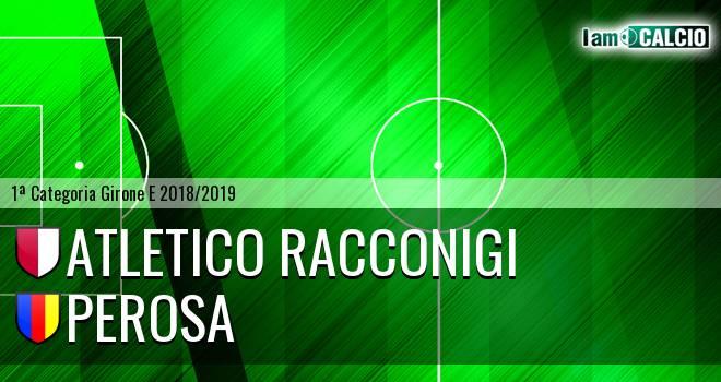Atletico Racconigi - Perosa