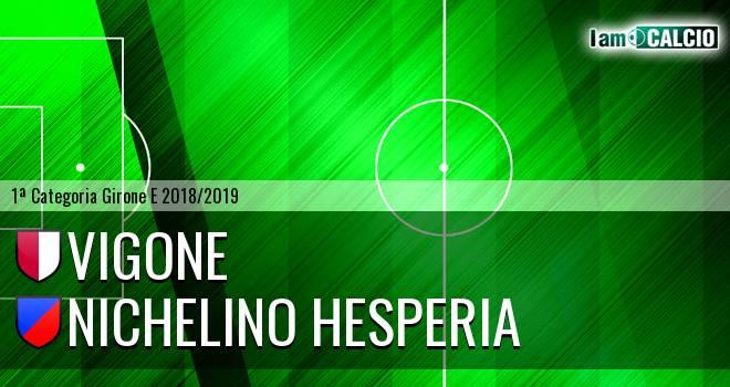 Vigone - Nichelino Hesperia