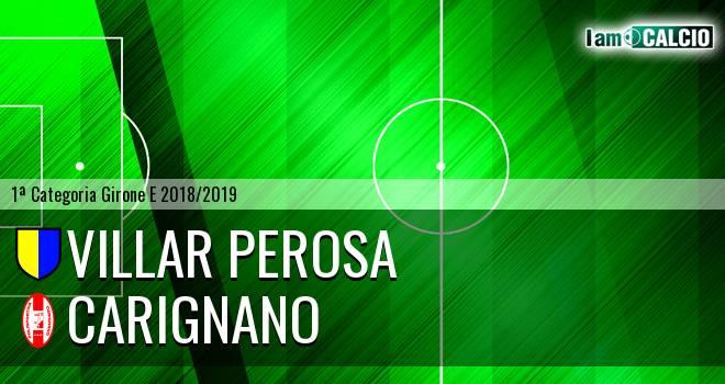 Villar Perosa - Carignano