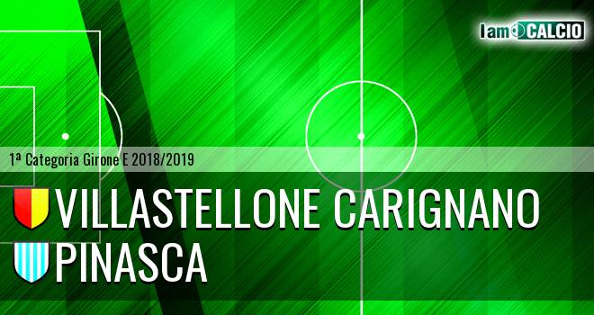 Villastellone Carignano - Pinasca