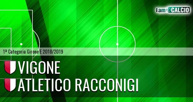 Vigone - Atletico Racconigi