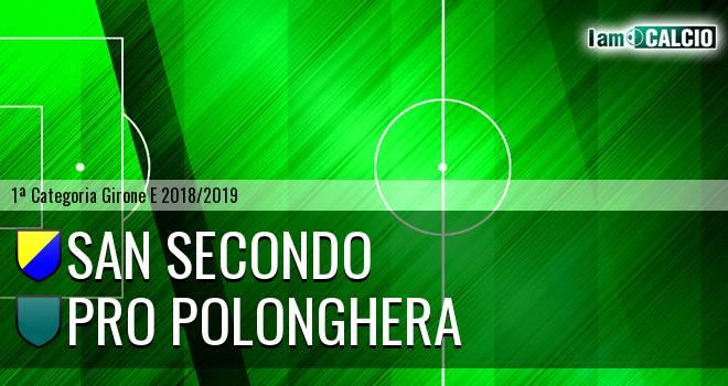 San Secondo - Pro Polonghera
