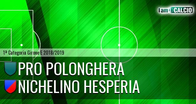 Pro Polonghera - Nichelino Hesperia