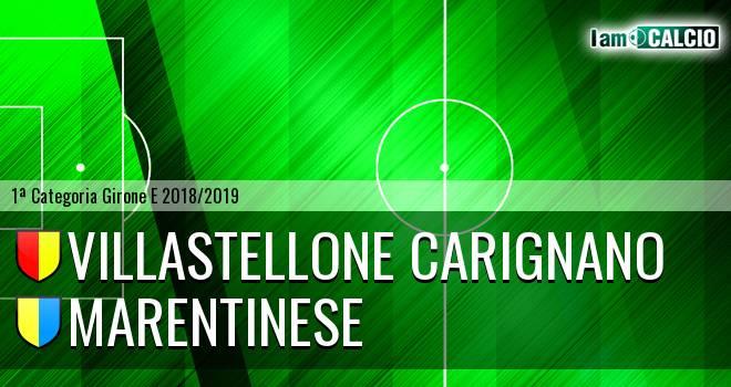 Villastellone Carignano - Marentinese