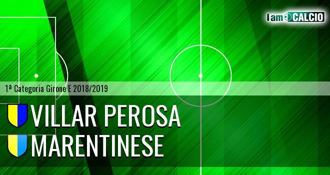 Villar Perosa - Marentinese