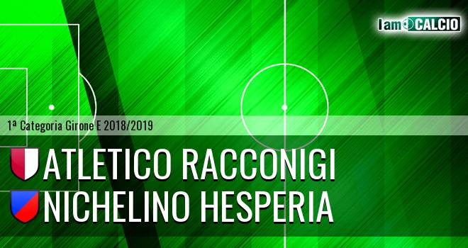 Atletico Racconigi - Nichelino Hesperia