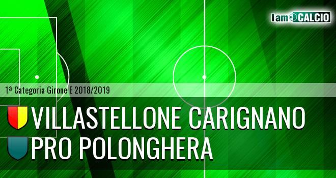 Villastellone Carignano - Pro Polonghera