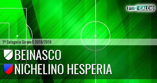 Beinasco - Nichelino Hesperia