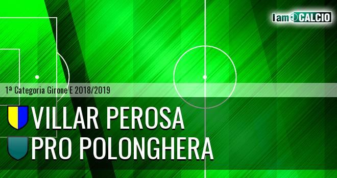 Villar Perosa - Pro Polonghera