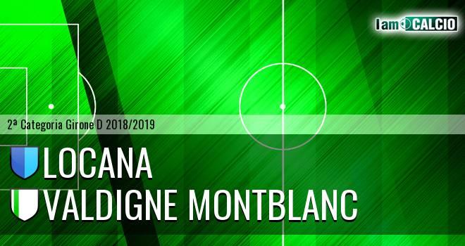 Locana - Valdigne Montblanc