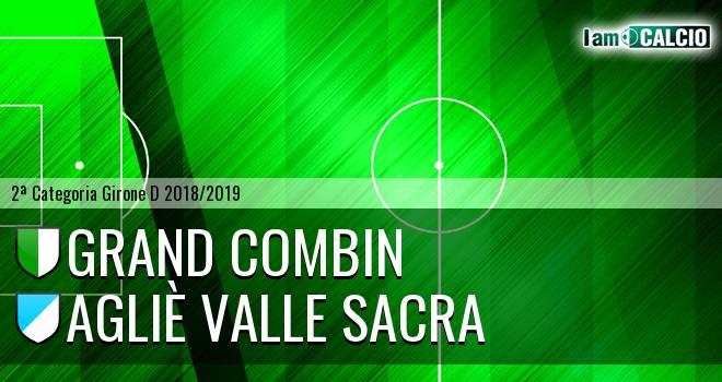 Grand Combin - Agliè Valle Sacra