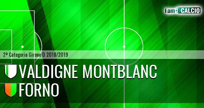 Valdigne Montblanc - Forno