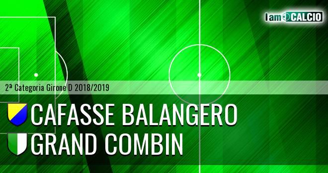 Cafasse Balangero - Grand Combin