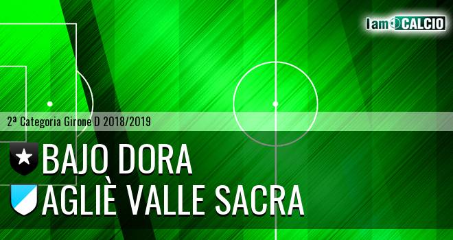 Bajo Dora - Agliè Valle Sacra