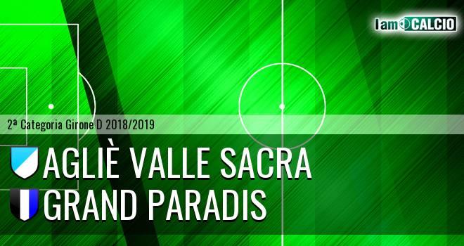 Agliè Valle Sacra - Grand Paradis