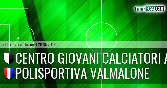 Centro Giovani Calciatori Aosta - Polisportiva Valmalone