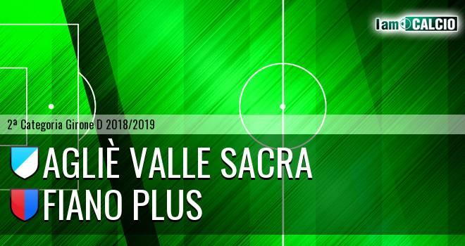 Agliè Valle Sacra - Fiano Plus