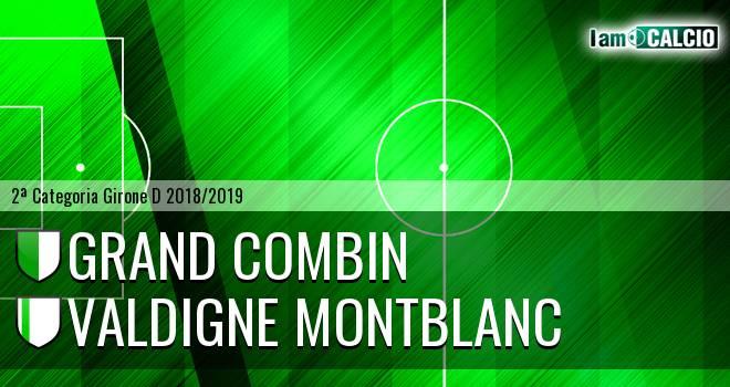 Grand Combin - Valdigne Montblanc