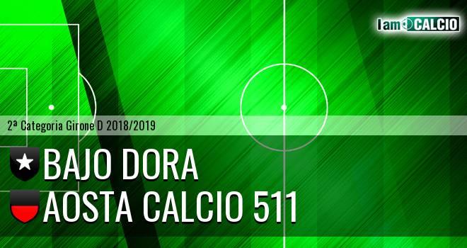 Bajo Dora - Aosta Calcio 511