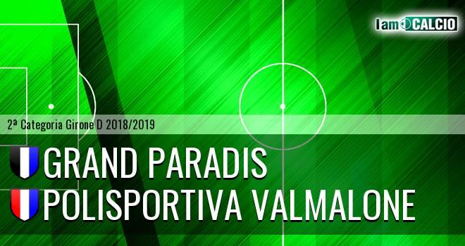 Grand Paradis - Polisportiva Valmalone