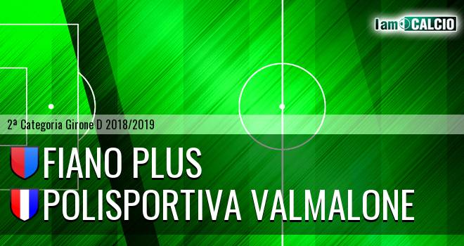 Fiano Plus - Polisportiva Valmalone