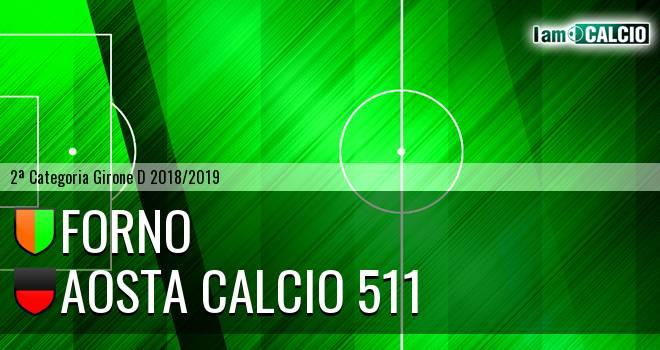 Forno - Aosta Calcio 511