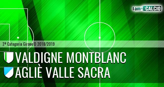 Valdigne Montblanc - Agliè Valle Sacra