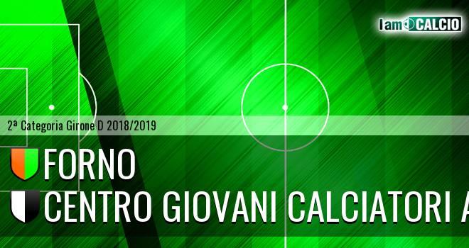Forno - Centro Giovani Calciatori Aosta