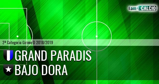 Grand Paradis - Bajo Dora
