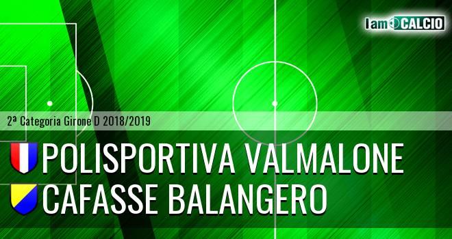 Polisportiva Valmalone - Cafasse Balangero
