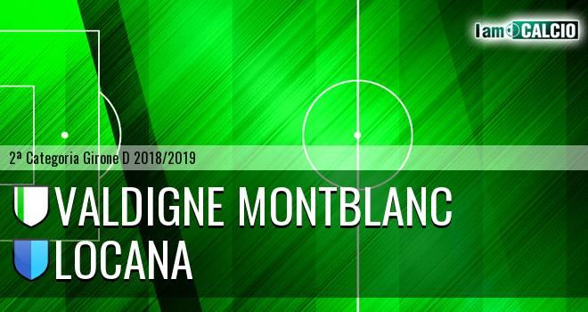 Valdigne Montblanc - Locana