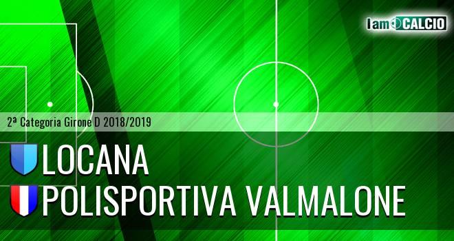 Locana - Polisportiva Valmalone