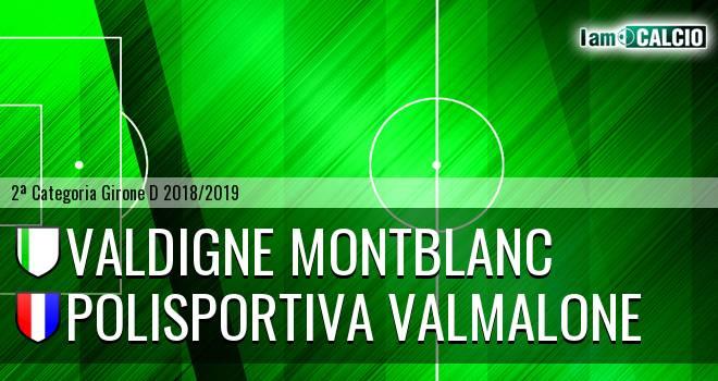 Valdigne Montblanc - Polisportiva Valmalone