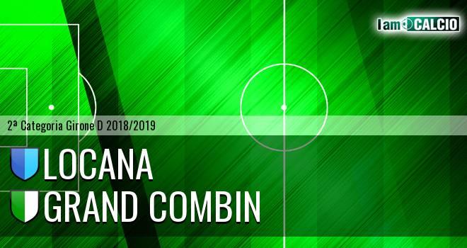 Locana - Grand Combin