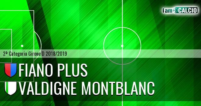 Fiano Plus - Valdigne Montblanc
