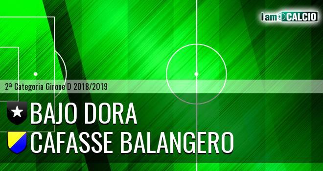 Bajo Dora - Cafasse Balangero