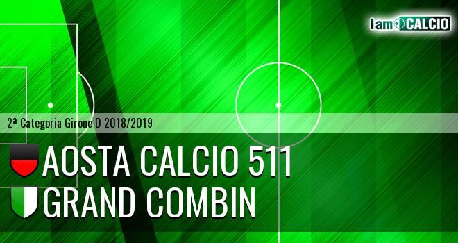 Aosta Calcio 511 - Grand Combin