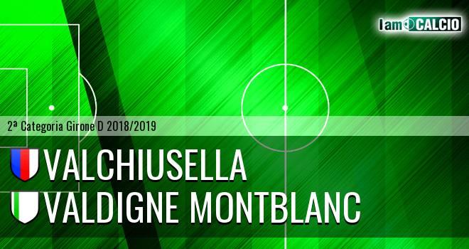 Valchiusella - Valdigne Montblanc