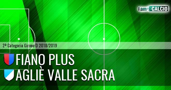 Fiano Plus - Agliè Valle Sacra