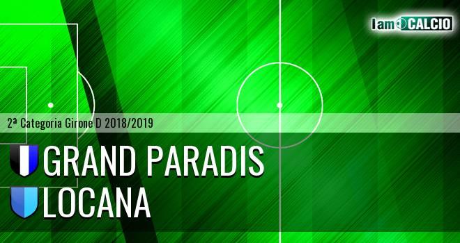 Grand Paradis - Locana