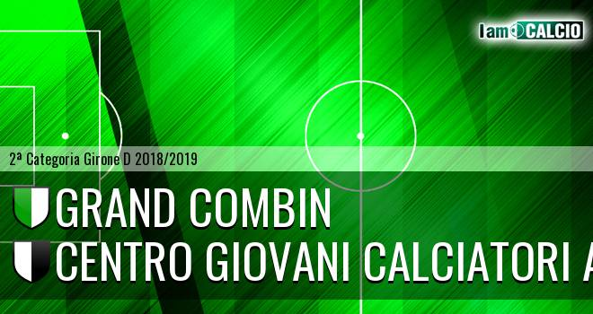 Grand Combin - Centro Giovani Calciatori Aosta