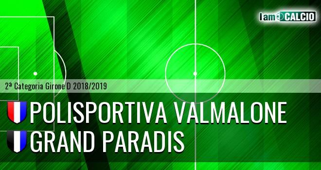 Polisportiva Valmalone - Grand Paradis