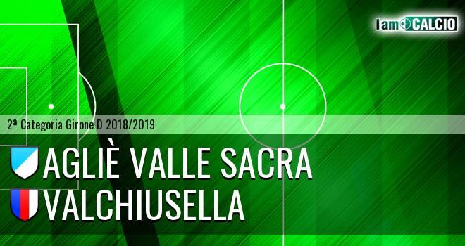 Agliè Valle Sacra - Valchiusella