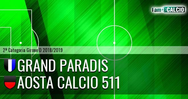 Grand Paradis - Aosta Calcio 511