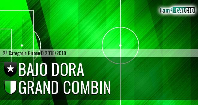 Bajo Dora - Grand Combin