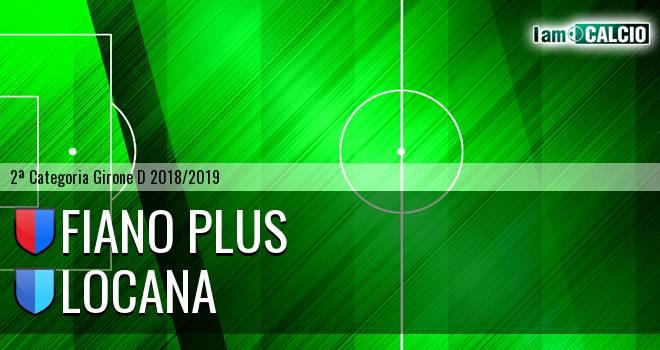 Fiano Plus - Locana