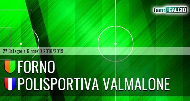 Forno - Polisportiva Valmalone