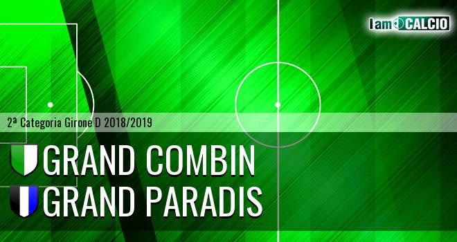 Grand Combin - Grand Paradis