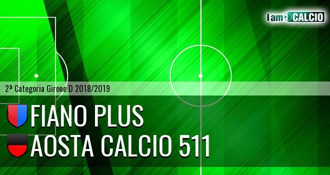 Fiano Plus - Aosta Calcio 511
