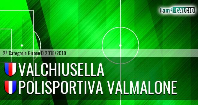 Valchiusella - Polisportiva Valmalone